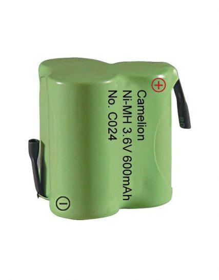باتری قابل شارژ تلفن بی سیم Ni-MH 3.6V