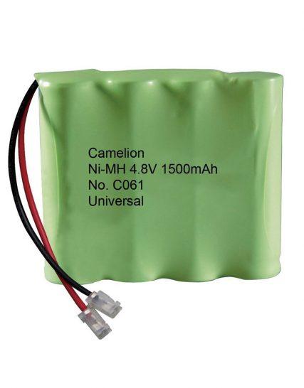 باتری قابل شارژ تلفن بی سیم Ni-MH 4.8V