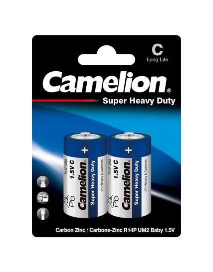 باتری Zinc Carbon زینک کربن سایز C