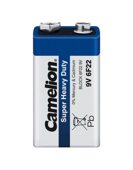 باتری Zinc Carbon زینک کربن ۹ ولت 9V